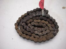 1975 yamaha mini enduro drive chain jt1 60cc oem used (k2873-31)