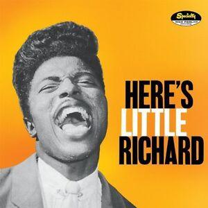 Little Richard - Here's Little Richard [New Vinyl LP] Rmst