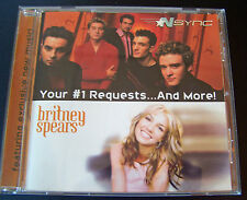 *NSYNC BRITNEY SPEARS McDonald's CD Your #1 Requests... And More!