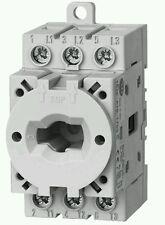 Allen Bradley 3 Pole Base, DIN Rail mount Non-Fused Switch Disconnector, 100 A