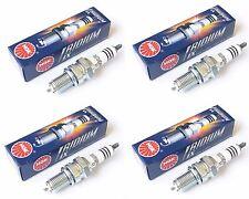 Kawasaki ZX6R J1-J2 2000-2001 CR9EIX NGK Iridium Spark Plugs Full Set