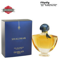 Shalimar Perfume By GUERLAIN EDP / EDT Spray for WOMEN - 3 oz 2.5 oz 1.7 oz