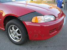 Honda Civic 92 93 94 95 1992 1993 1994 1995 EG FENDER BRA COVERS