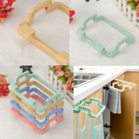 Portable Kitchen Tool Trash Bag Holder Incognito Cabinets Cloth Rack Towel Rack