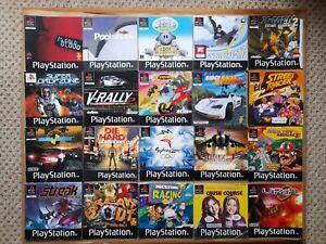 20 x JOB LOT of PAL PlayStation 1 PS1 GAMES INSTRUCTION MANUAL BOOKLET BUNDLE *F