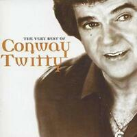 Conway Twitty : The Very Best Of Conway Twitty CD (1998) ***NEW*** Amazing Value