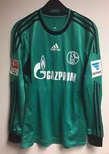 FC Schalke 04 S04 Spielertrikot Formotion Christian Clemens Gr. 7 - Bundesliga