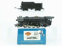 HO Scale Broadway Limited BLI 225 Unlettered 2-8-2 Steam Loco w/ DCC & Sound