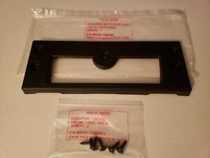 Kia License Plate Bracket 86519-3W000 OEM