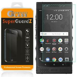 SuperGuardZ Tempered Glass Screen Protector Guard Shield For Red Hydrogen One