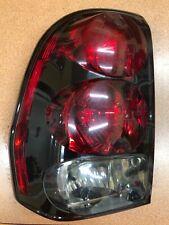 Garage-Pro Rear Bumper Reflector for CHEVROLET TRAILBLAZER 2002-2009 LH