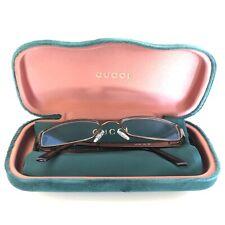 👓Gucci Optical Eyeglasses Brown Frame 51