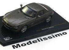 1:43 Ixo Mercedes SLS AMG Coupe 2010 matt-brown