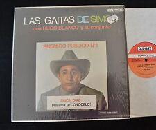 LATIN LP Las Gaitas De Simon Diaz Palacio 66345 Con Hugo Blanco Y Su Conjunto