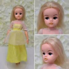 Pedigree Sindy Doll Vintage Ivory Skin Nude Lips Blonde 1970s 70s