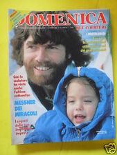 DOMENICA DEL CORRIERE ANNO 88 N. 44 1 NOVEMBRE 1986