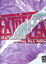 THE EXTREEM Dancing all night 12INCH 45 RPM GERMANY EX