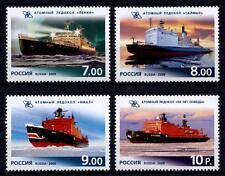 "Atom - Eisbrecher: ""Lenin"", ""Taimyr"", ""Jamal"", ""50 Let Pobedy"". 4W. Rußland 2009"