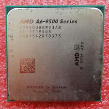 AMD A6-9500 CPU AD9500AGM23AB Dual-Core 3.50 GHz 65W Socket AM4 Processor US
