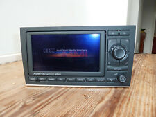 Audi A4 S4 RS4 B6 B7 RNS-E MMI DVD Navigation Plus SATNAV GPS system, MP3 S line