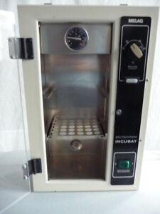 Melag Incubat 85, Brutschrank, Wärmeschrank, Inkubator