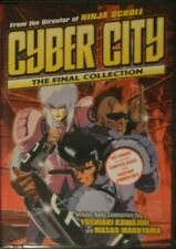 CYBER CITY The COMPLETE SERIES Plus Special Features Vampire Hunter D:Bloodlust