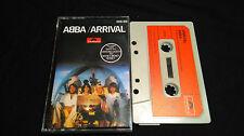 Abba Arrival * ORIGINALE German POLYDOR 1st Press. RARE MC TAPE * 3226058