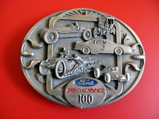 100 Years Of Ford Racing Belt Buckle- - 175 Of 1000