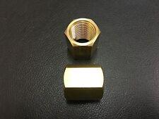 "1/8"" Hex Socket Female BSP Fitting Brass Good Quality #26-02"