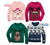 NEW CHILDRENS KIDS BOYS GIRLS CHRISTMAS XMAS  size 12 24 m  age 2 4 6 8 10 12 Y