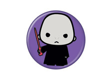 Harry Potter Voldemort Pin Button