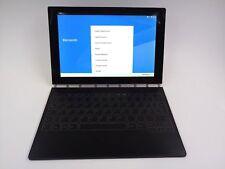 """Tablet Lenovo Yoga Book 64 GB 4 GB RAM 10.1"""" Wi-Fi Andr 7 (TA) + LAPIZ  YB1-X91F"""