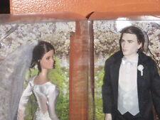 TWILIGHT BREAKING DAWN WEDDING DOLLS ~ EDWARD & BELLA!!