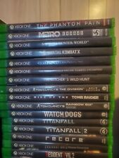 Xbox One Games Lot - Pick and Choose - No Sports