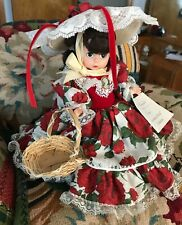 "Madame Alexander Scarlett 1997 Classic Gone With The Wind Picnic 8"" Doll #15030"