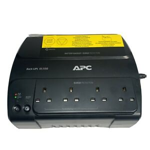 APC Back-UPS ES 550 Battery Back Up And Surge Protection