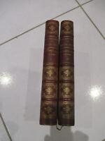A de BEAUCHESNE Louis XVII sa vie, sa mort, Tome 1 & 2  4ème édition PLON 1867