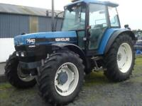 New Holland 40 Series  All Models Tractors Service Workshop Manual