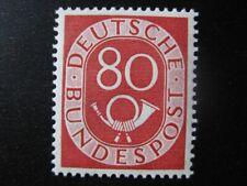 GERMANY Mi. #137 mint Posthorn stamp! CV $215.00