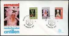 Netherlands Antilles 1977 Carnival FDC First Day Cover #C26661