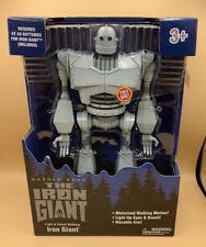 """The Iron Giant 14"""" Electronic Robot Walking Talking Figure Walmart Exclusive"""