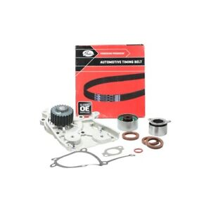 TIMING BELT KIT+WATER FOR KIA CREDOS 5/98-4/01 SPORTAGE 12/96-6/04 FE 2.0L DOHC