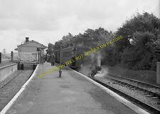 Hawkhurst Railway Station Photo. Cranbrook and Paddock Wood Line. SE&CR (22)