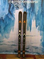 Salomon QST 92 C/FX Demo Ski 169cm w/ Warden 13 Bindings
