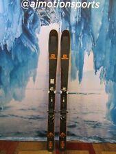 Salomon QST 92 C/FX Demo Ski 169cm w/ Warden 13 Bindings