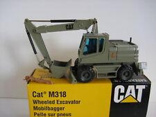 CATERPILLAR M 318 BAGGER TIEFLÖFFEL LENING #405.4 NZG 1:50 OVP