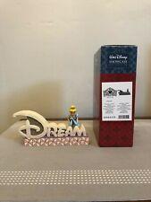 """Jim Shore Disney Tradition Enesco """"Dream� Desk Plaque Cinderella #4027139"""