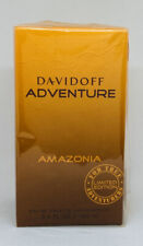 Davidoff Adventure Amazonia Lim. Edition Edt 100ml Spray Vintage -  New & Rare