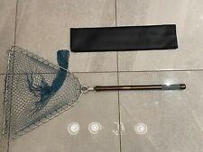 mclean telescopic tri-weigh fishing net - brand new RRP £130