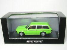 1/43 Minichamps Opel Kadett C Caravan 1978 verde brillante